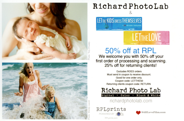 Photo Contest: in a Richard Photo Lab prize