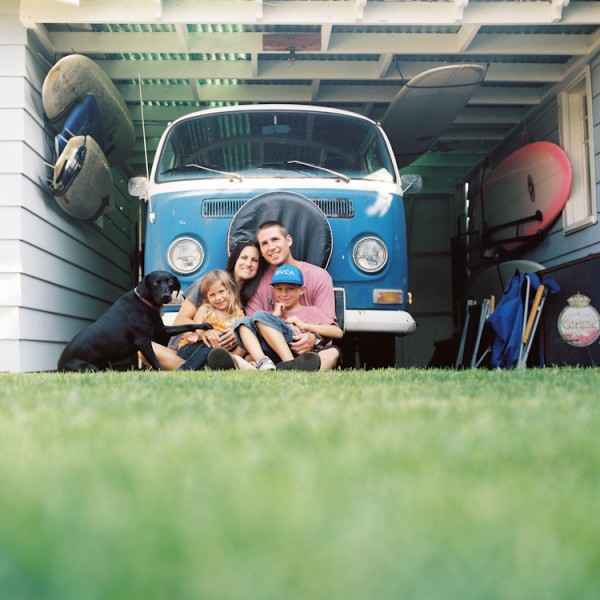 wendy laurel rollei sl66 + ektar fav family portrait to date