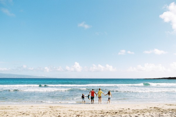 kapalua family photography