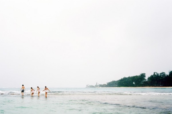 swimming in the ocean photo by Jonathan Canlas
