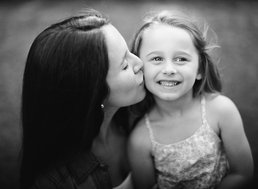 abbie mcfarland's image of girl with mom
