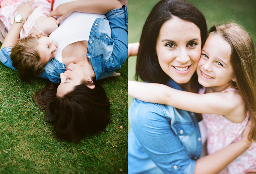 abbie mcfarland's image of mom and daughter hugging