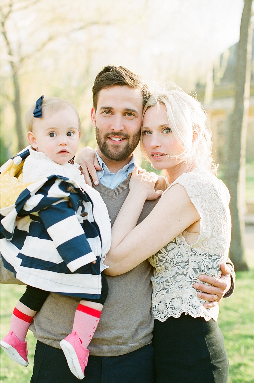 photographer arielle doneson's film image of family