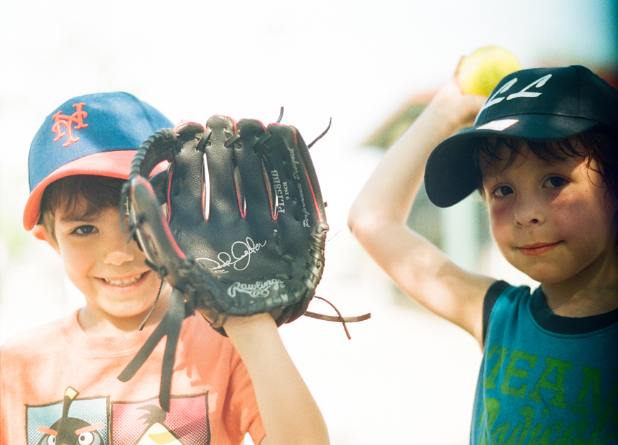 megan joplin's photo of boy and baseball