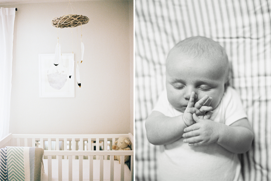 newborn portrait with crib by tallahassee lifestyle photographer mi amore foto