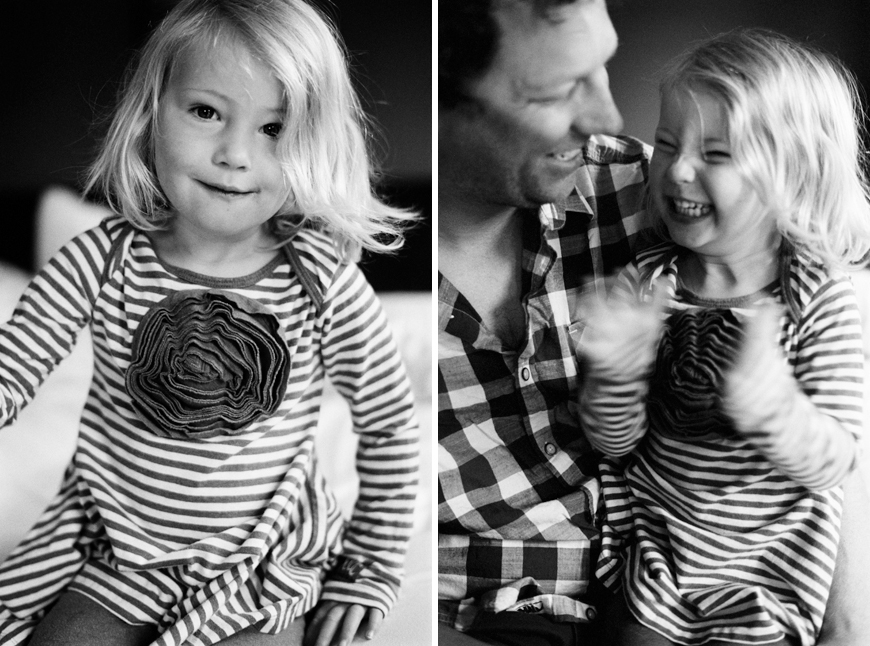 utah photographer heather howard's image of grl with dad laughing