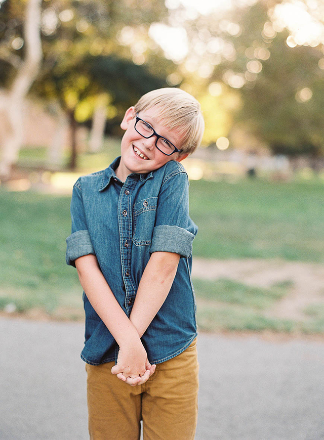 smiling boy picture by California photographer Lizzie Metcalf of S'Wonderful Photography