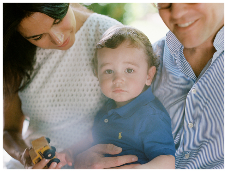 portrait of son by nj family photographer sarah day boodhoo