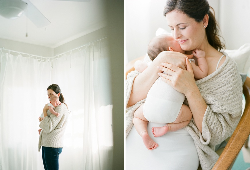 gorete ferreira photography's image of mom with newborn