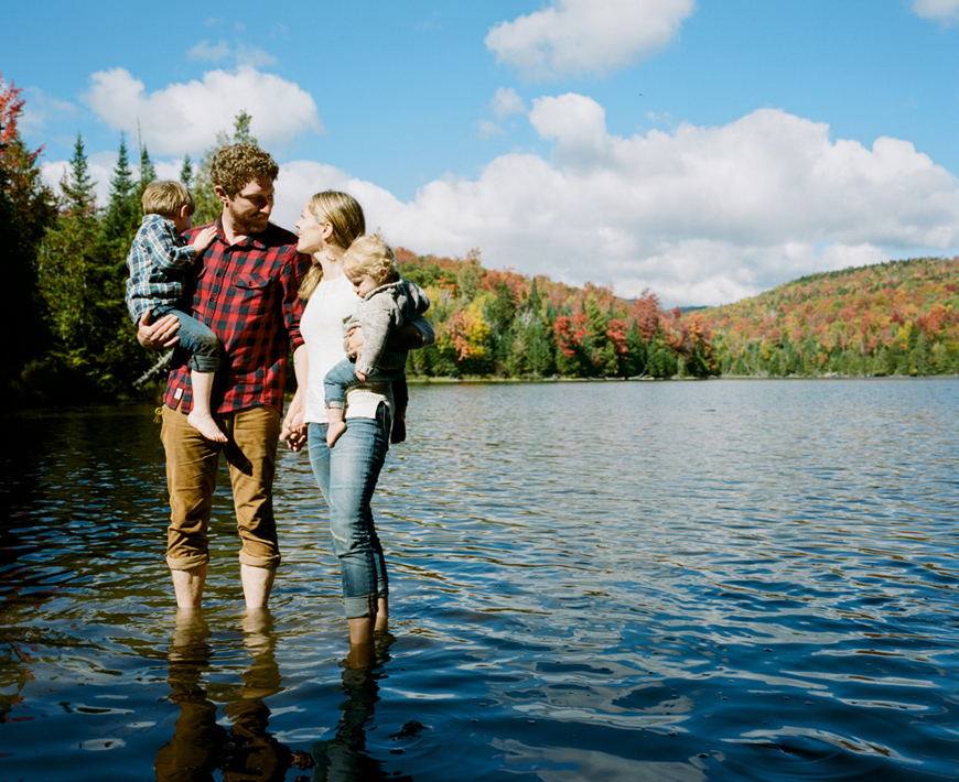 rich color portrait of family by lake in mountains by ash imagery.jpg