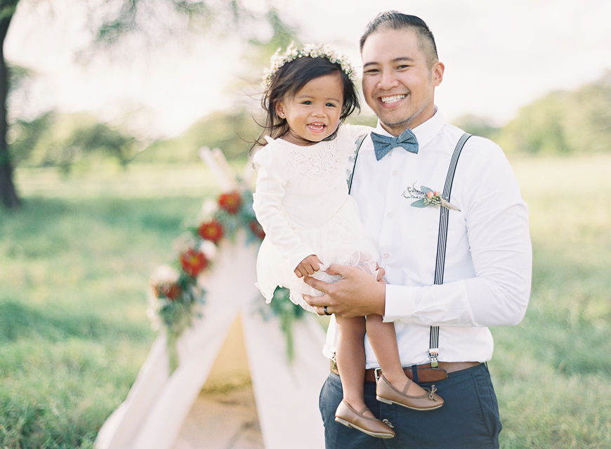 photographer Floyd Fajardo and his daughter by film photographer Alisa Greig
