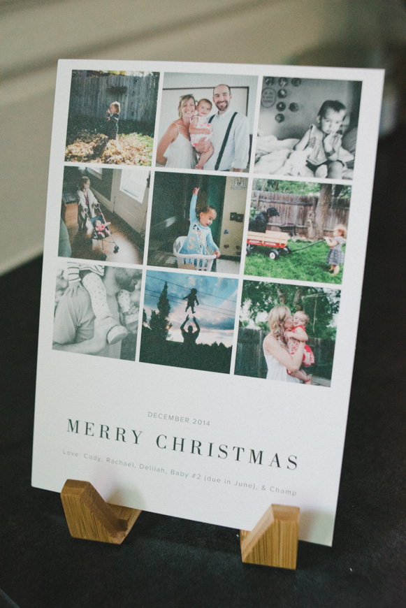 rachael grace photography's image of a holiday card