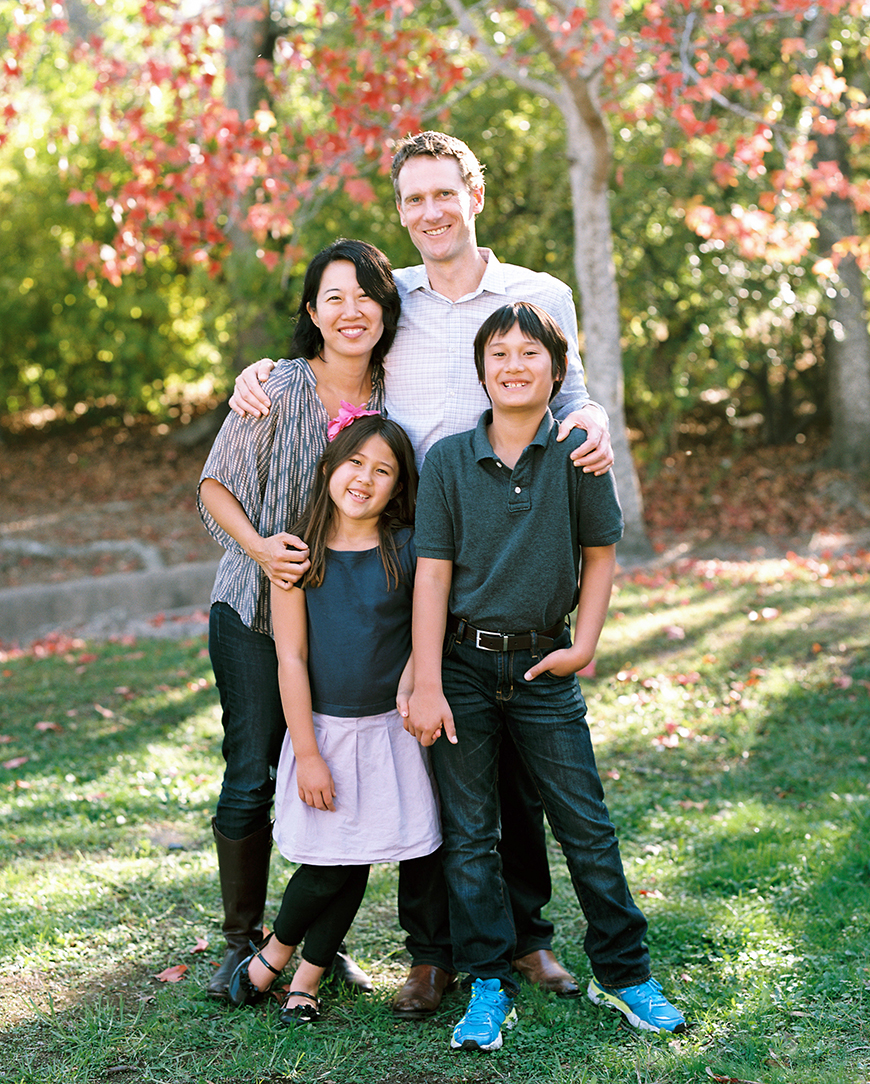 gorgeous family photography film image by sf family photographer kimberli moffitt-tsui