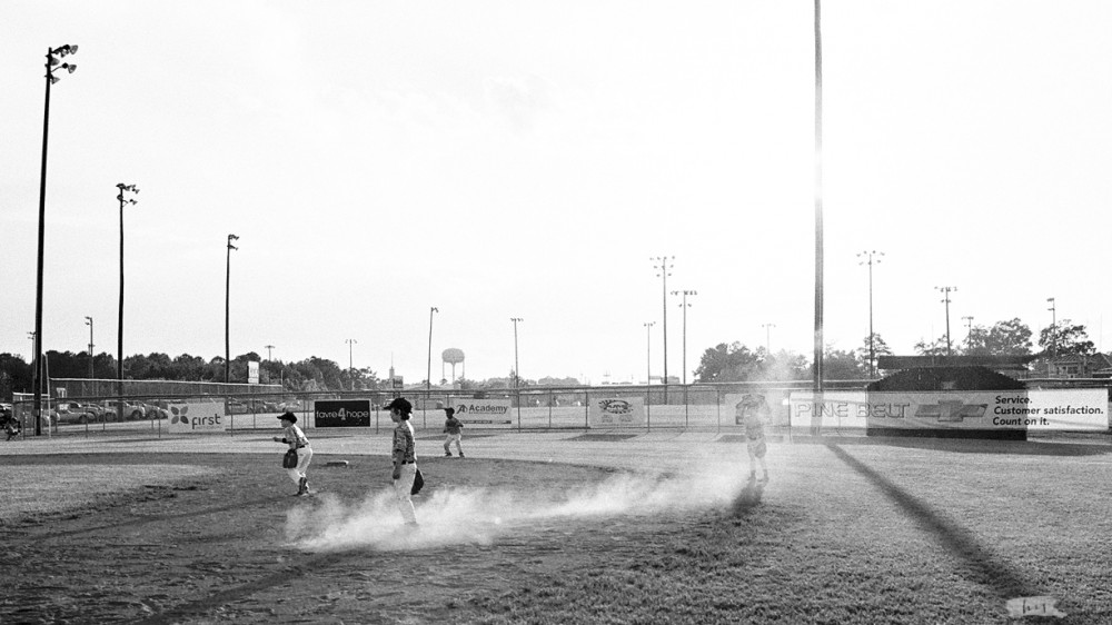 photo of young boys on the baseball field by heather stockett