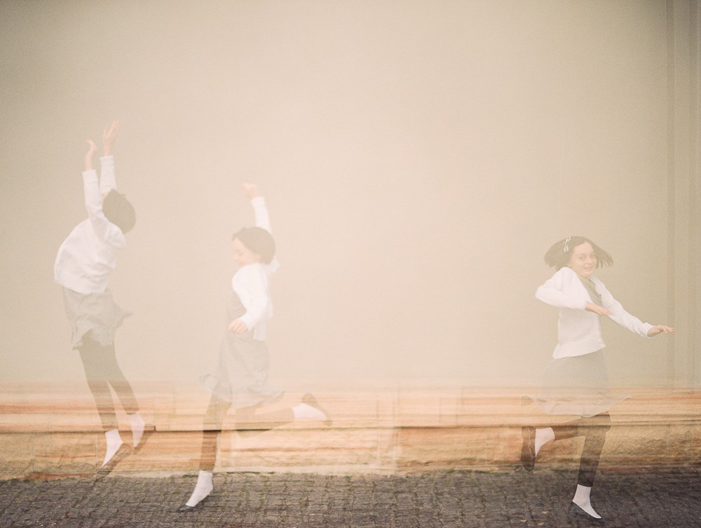 triple exposure by photographer samathan kelly