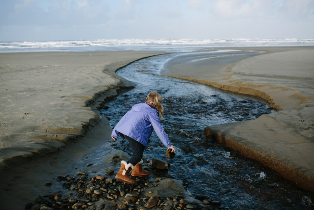 13 picture of girl on cannon beach by photographer shelby brakken