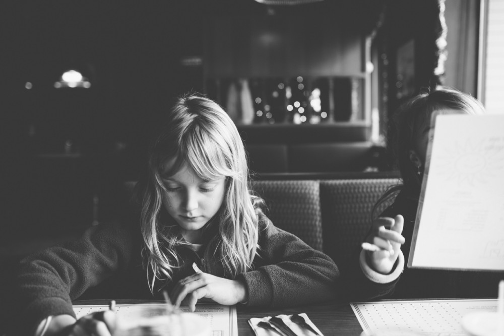 18 picture of girls in diner by photographer shelby brakken