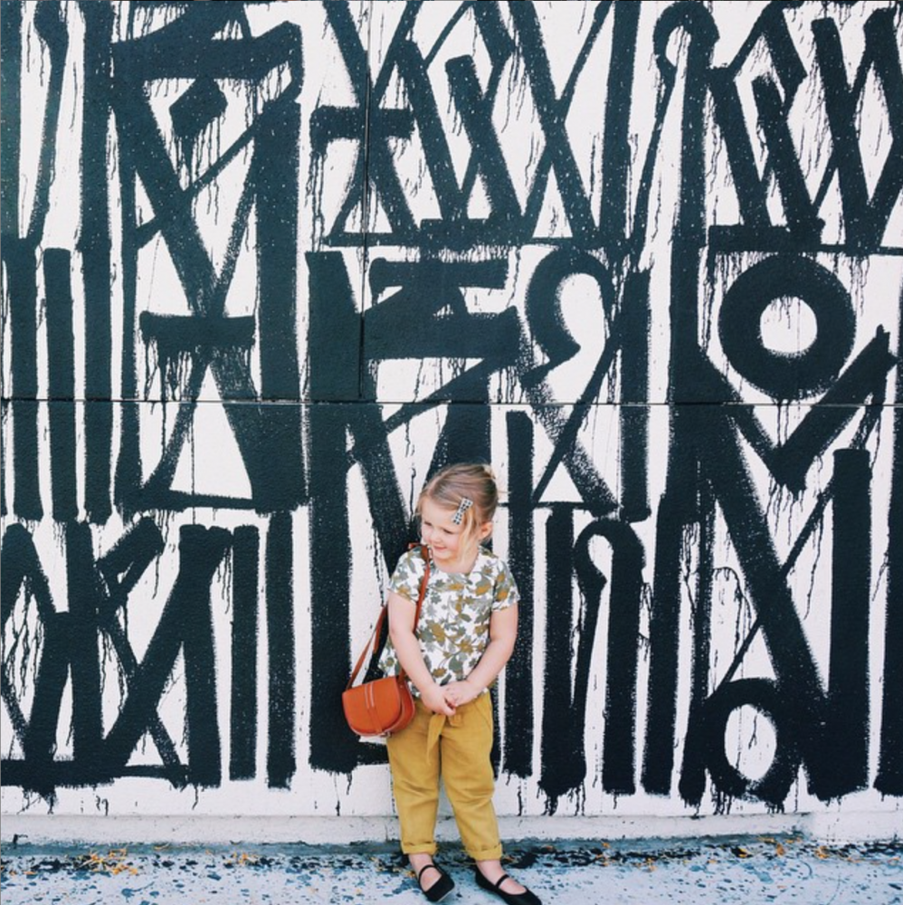 Picture of kid street style by Angela Hardison