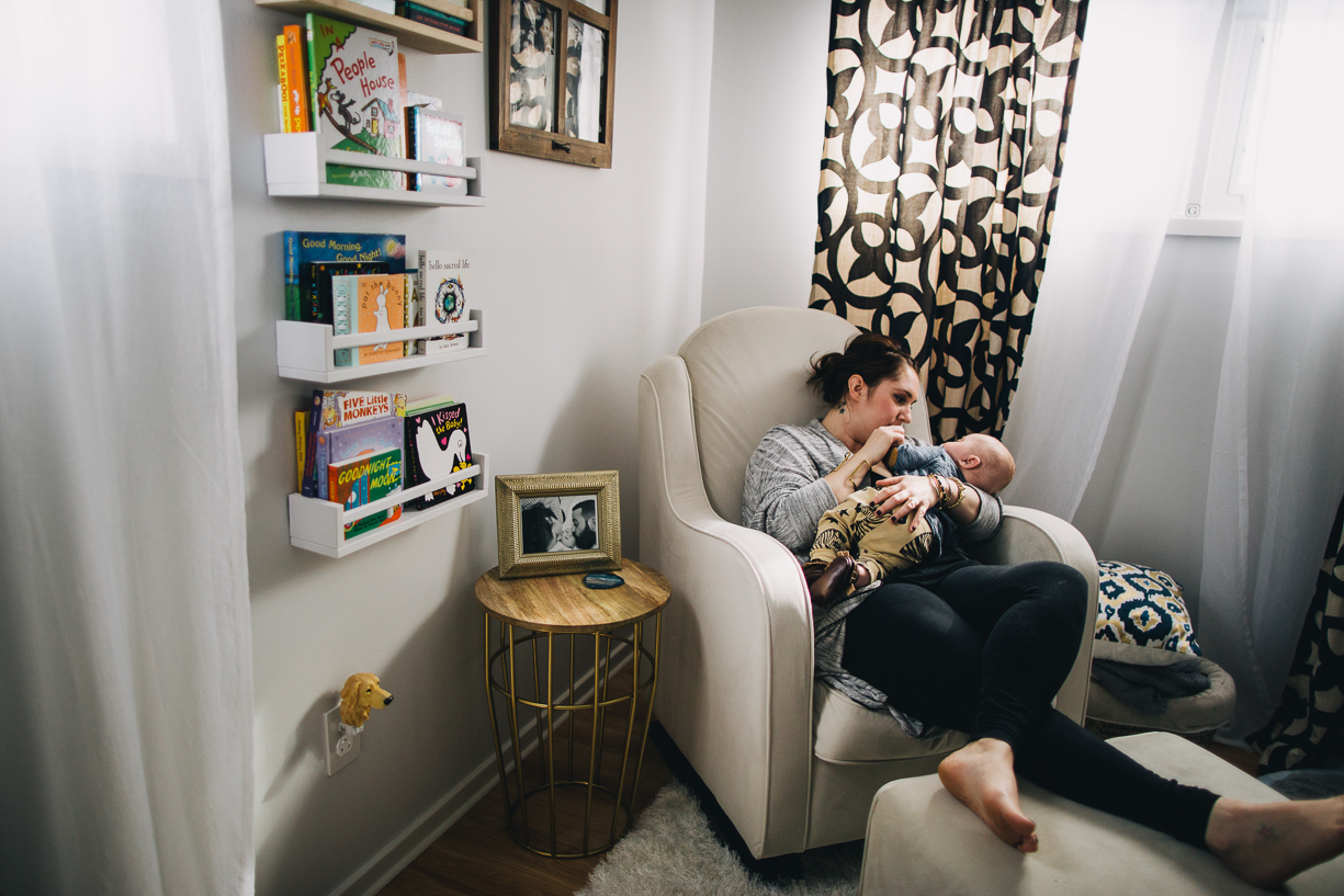 Life With A New Baby At Home With Parikha Mehta
