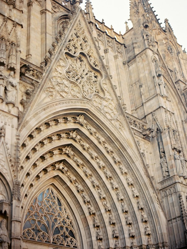7 European Cathedral Facade By Jacquelyn Hayward